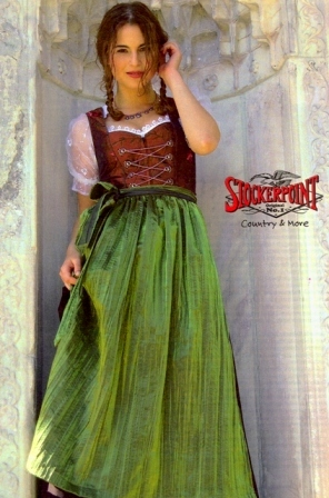 Tracht and Dirndl
