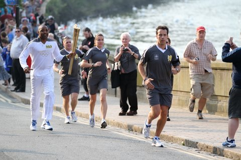 Olimpic torch